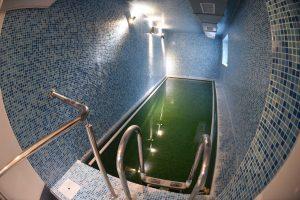 Bazin cu apa sarata - Hotel Potaissa Turda (3)